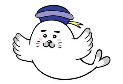 $ポテ子のベビ待ち→ベビ来た絵日記-キャラクター あさらし 海鳥