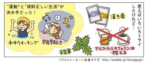 $ポテ子のベビ待ち→ベビ来た絵日記-妊活 ベビ待ち 不妊治療 マンガ