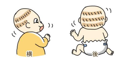 ポテ子のベビ待ち→ベビ来た絵日記-育児 コミックエッセイ 赤ちゃん