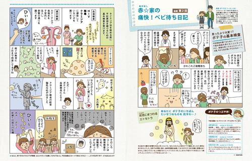 $ポテ子のベビ待ち→ベビ来た絵日記-不妊 マンガ 妊活 ベビ待ち コミックエッセイ