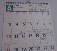 $「イラストレーター赤星ポテ子」の絵日記ブログ-節約 カレンダー 家計簿
