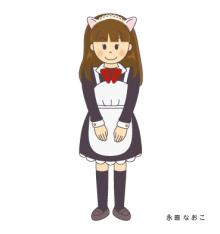 赤星ポテ子★イラストレーターのブログ-東京 秋葉原 メイド TOKYO